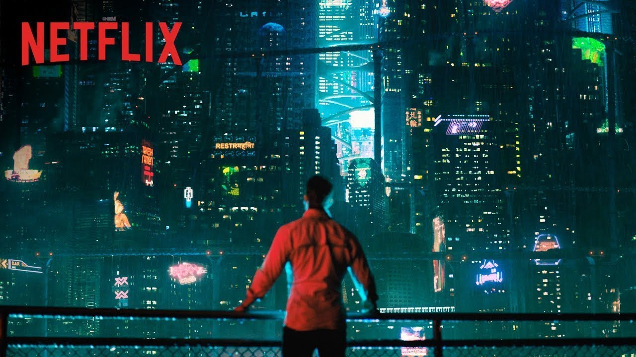 Altered Carbon Photo: Netflix
