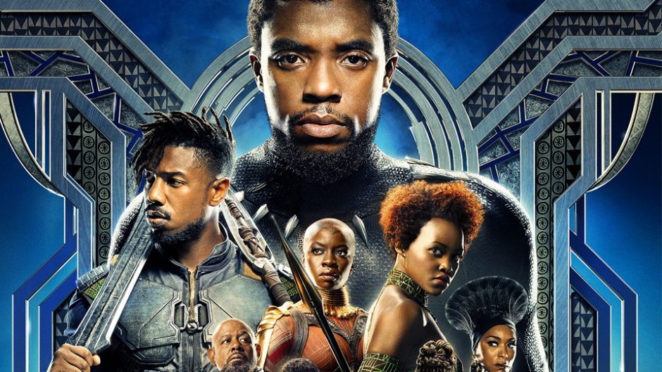 Black Panther Cover Photo Courtesy of official Marvel Website