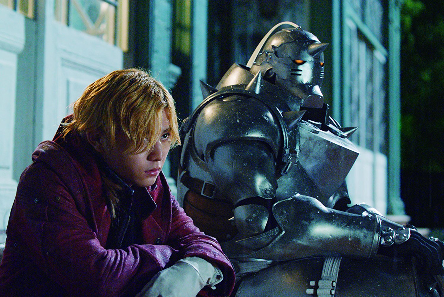 Fullmetal Alchemist Photo Credit: IMDb / Amazon