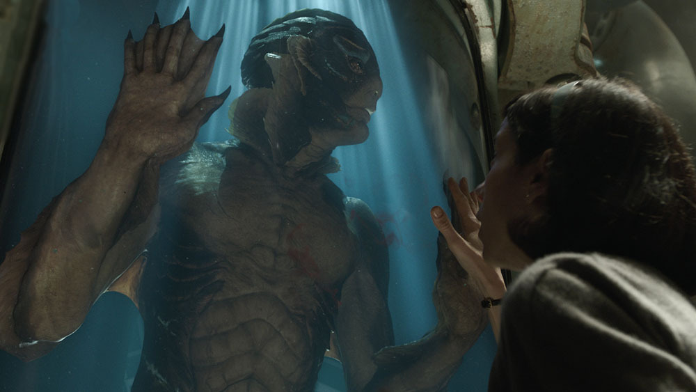 The Shape of Water Credit: IMDb