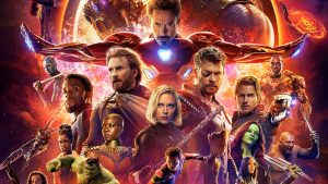 Avengers: Infinity War poster Credit: Marvel official website anticipated films